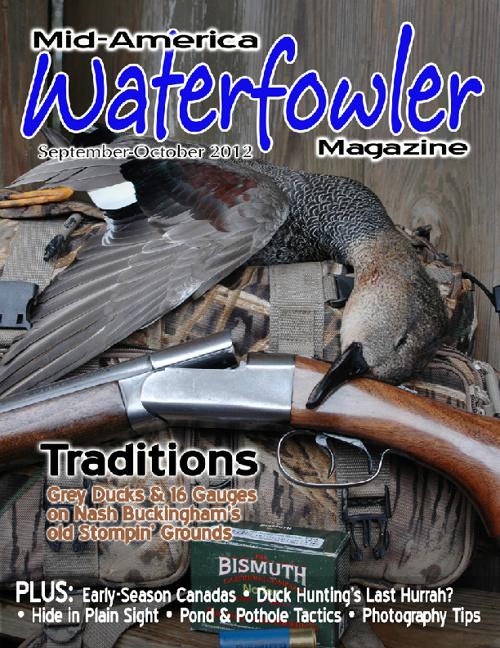 September Mid America Waterfowler
