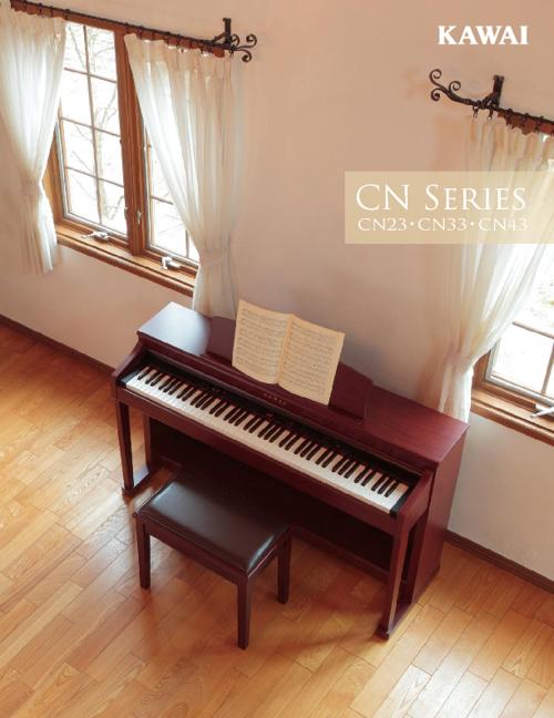 Kawai CN Series Brochure