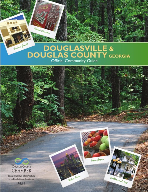 Official Community Guide of Douglasville and Douglas County