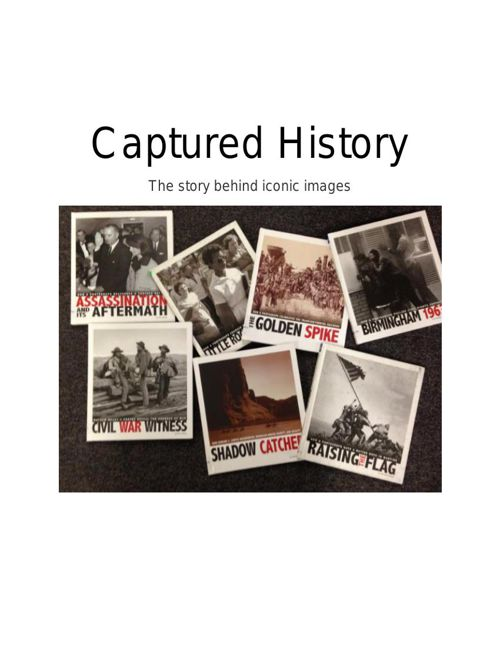 Captured History series
