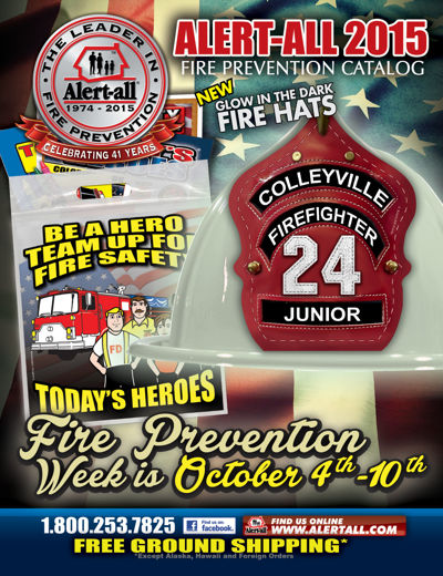 Alert-All 2015 Fire Prevention Catalog