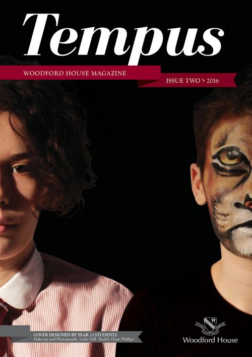 Woodford House Tempus Issue 2 2016