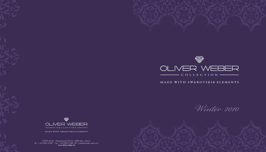 Oliver Weber - Winter 2010