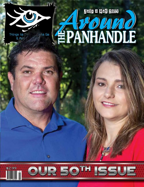 Around The Panhandle | July & August 2017