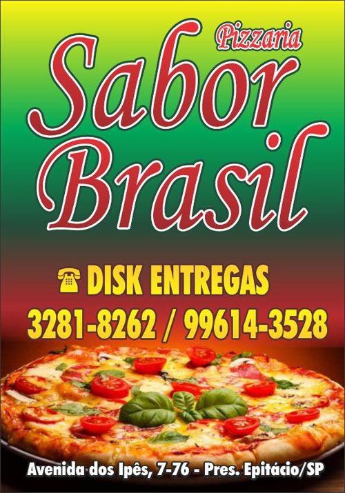 Pizzaria Sabor Brasil | Cardápio
