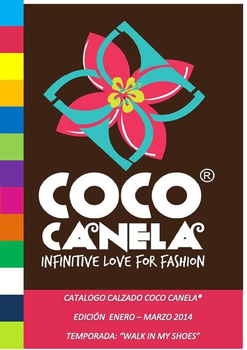CATALOGO COCO CANELA 2014