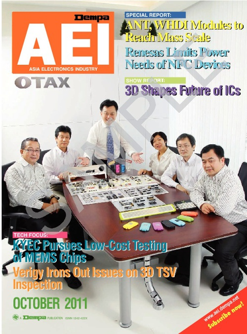 AEI October (Sample only, ads not actual)