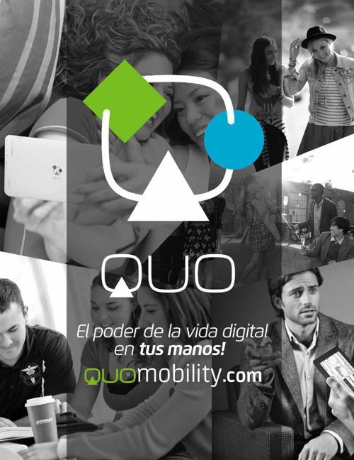 Catálogo QUO 2016
