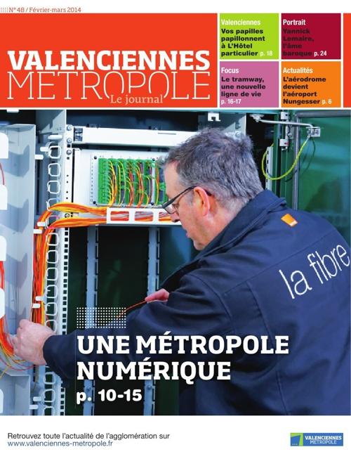 Copy of Valenciennes Métropole, le journal (n°48)