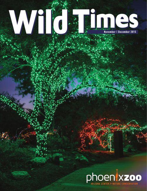 Wild Times November / December 2015