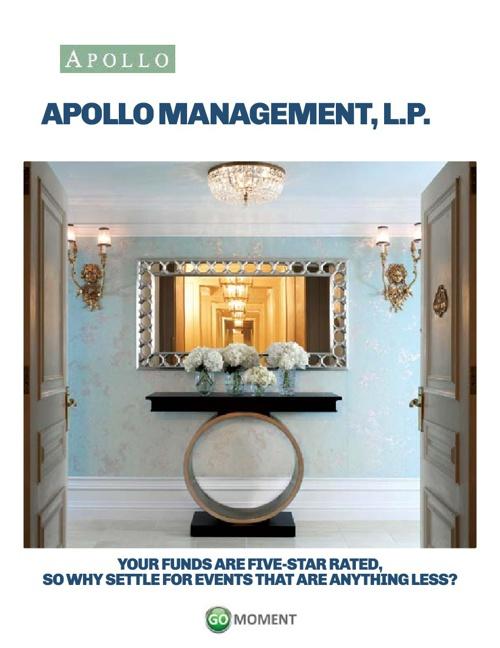 Apollo Management, L.P.