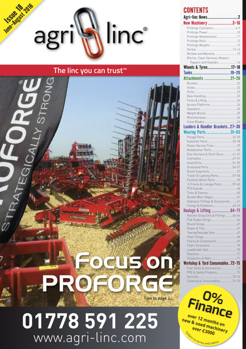 Agri-Linc Catalogue - June 2016