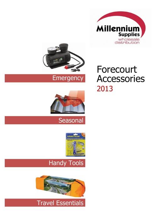 Forecourt Accessories