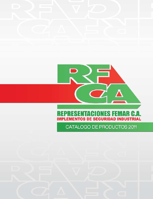 Catalogo Digital Productos Refeca