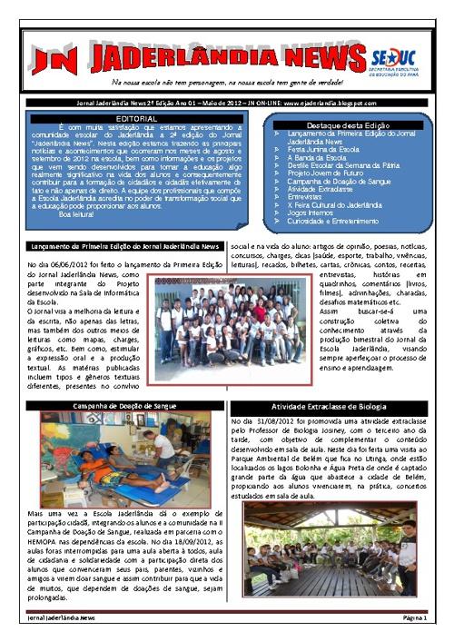 Jornal Jaderlândia News