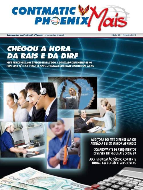 Edição 90 - Fevereiro / 2012