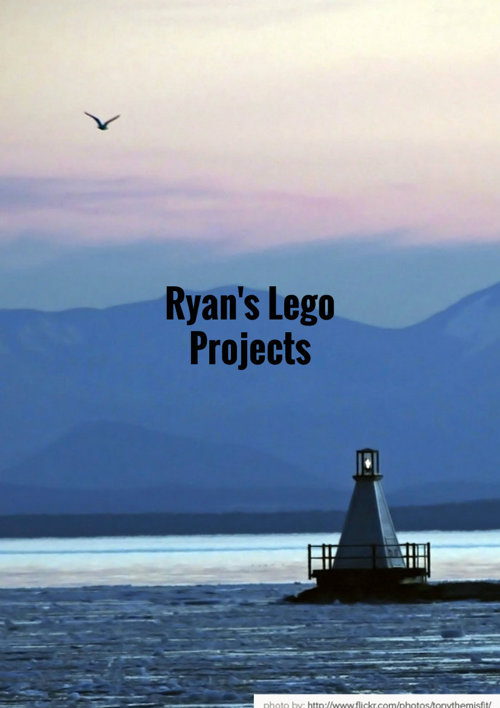 Ryan's Lego Project