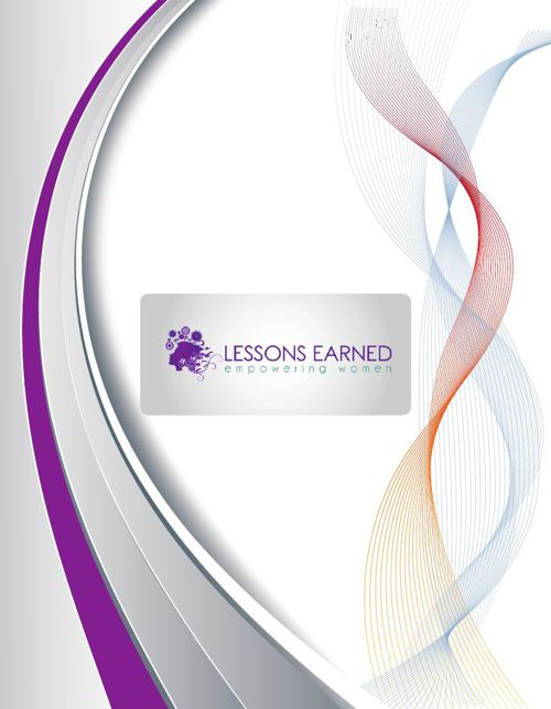 Lessons Earned draft book