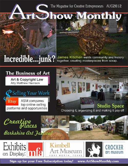 ArtShow Monthly 8/2012