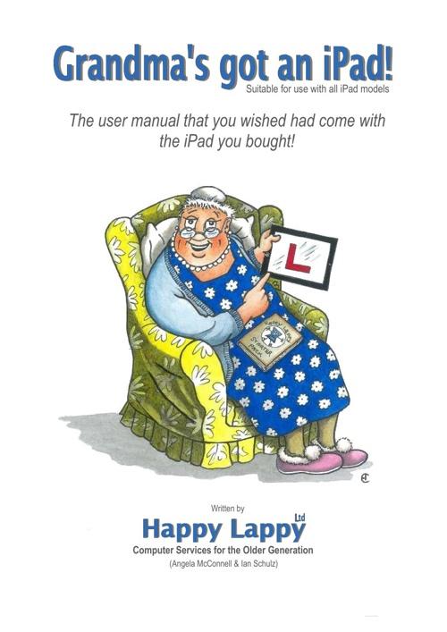 Grandma's got an iPad