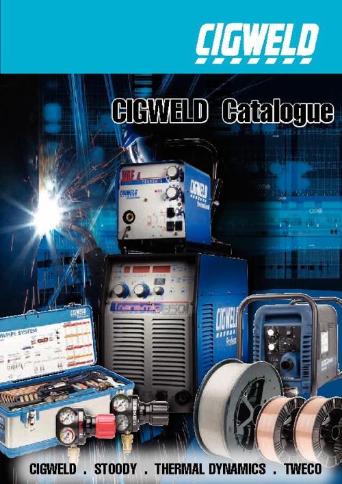 Cigweld E-Catalogue