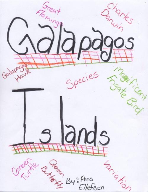 Anna Ellefson Galapagos Island E-Book