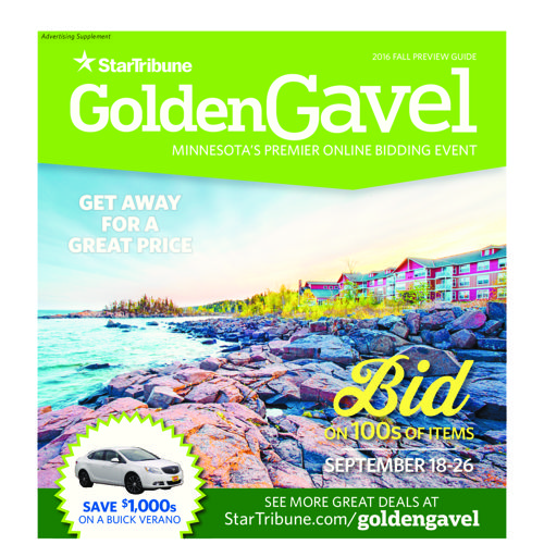 Golden Gavel 2016 Fall Preview Guide