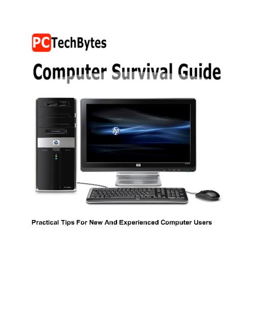Computer Survival Guide