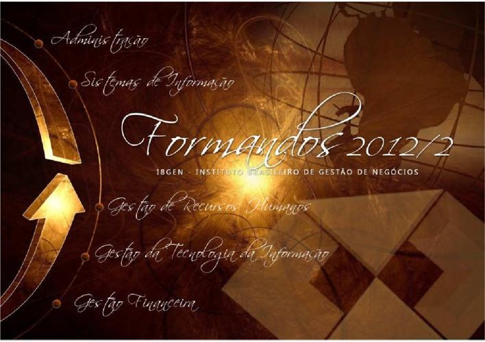 Convite Formandos IBGEN 2012/2