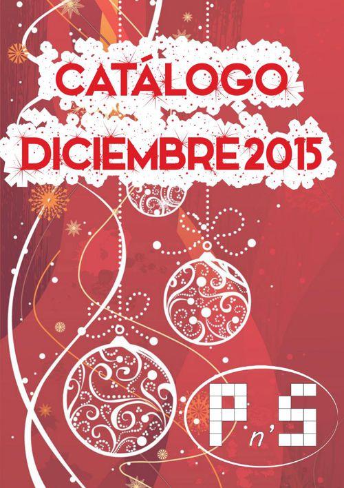 CATÁLOGO DICIEMBRE 2015