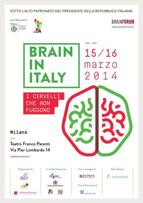 Rassegna Stampa BrainForum 2014