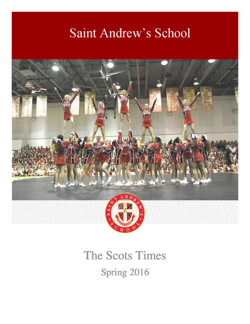 SCOTS TIMES SPRING 2016