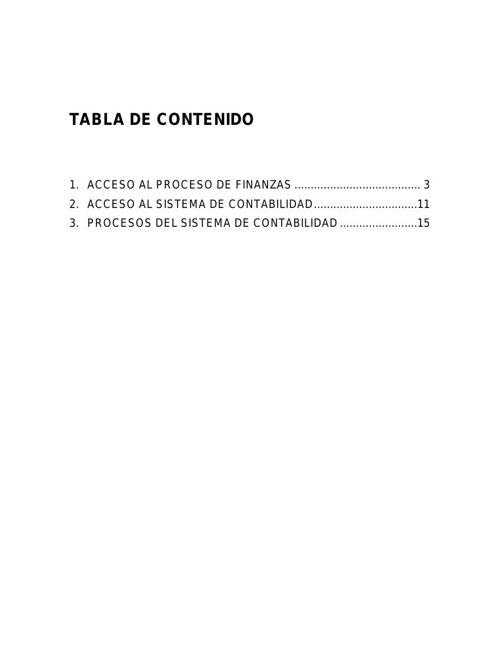 MANUAL DEL SISTEMA DE FINANZAS-CONTABILIDAD