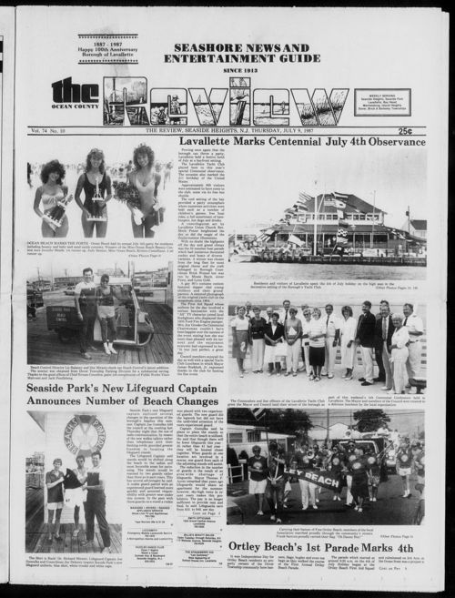 Review July 1987