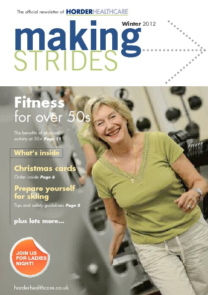 Winter 2012 - Patient Newsletter