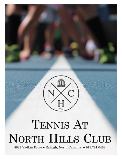 Tennis Packet 2016