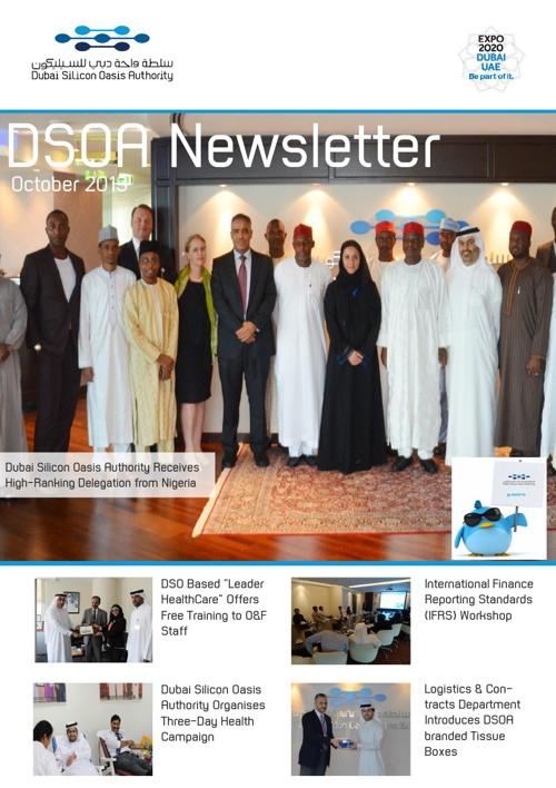 DSOA Newsletter Spetember 2013