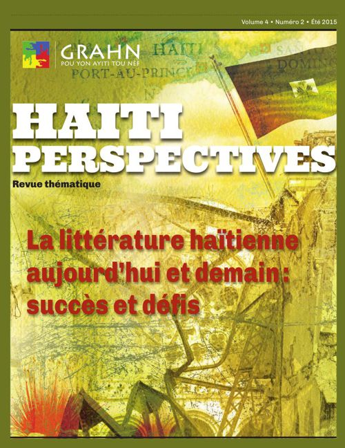 Haïti Perspectives Vol 4 No 2