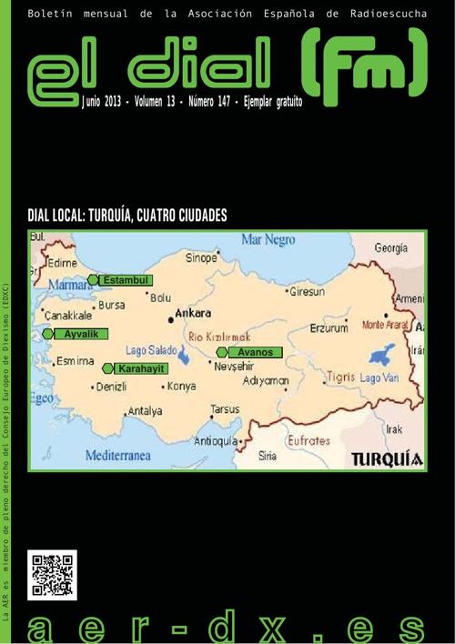 El Dial (fm) JUNIO 2013