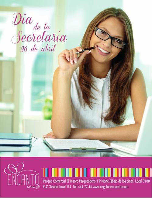 dia de la secretaria