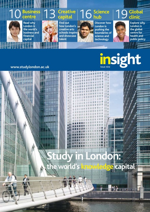 insight Study in London