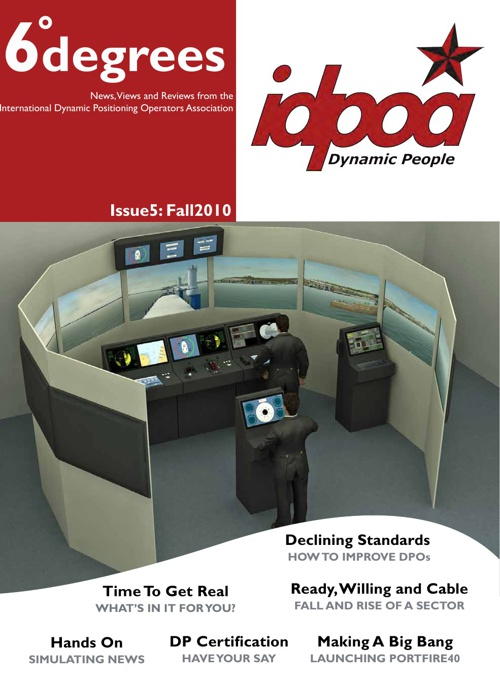 IDPOA Issue 5 Fall 2010