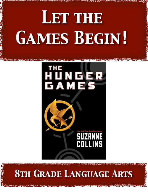 The Hunger Games Packet