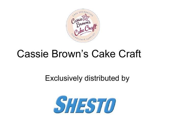 Cake Craft Brochure