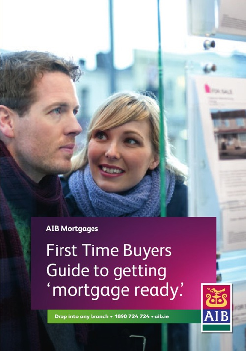AIB Mortgages - First Time Buyers Guide