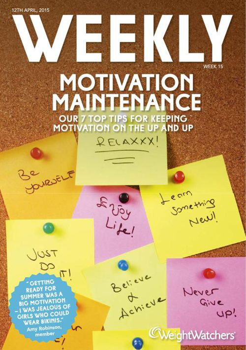 2015_Weekly_Issue-15_Flipsnack_MotivationMaintenance