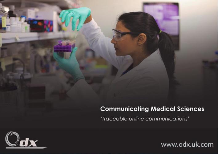OdX Medical Sciences brochure