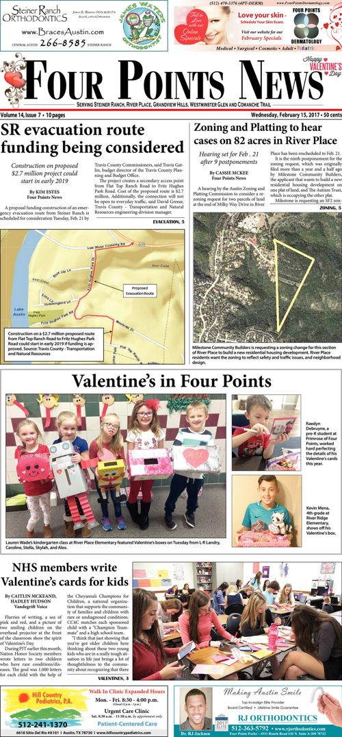 Four Points News February 15, 2017