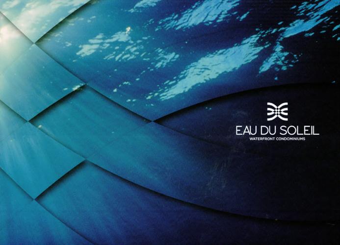 Eau Du Soleil - Waterfront Condos