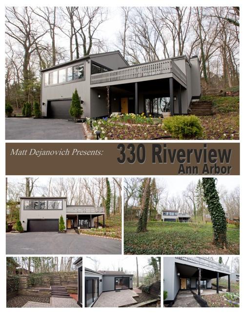 330 Riverview, Ann Arbor
